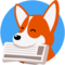 Corgi for Feedly News Magazine